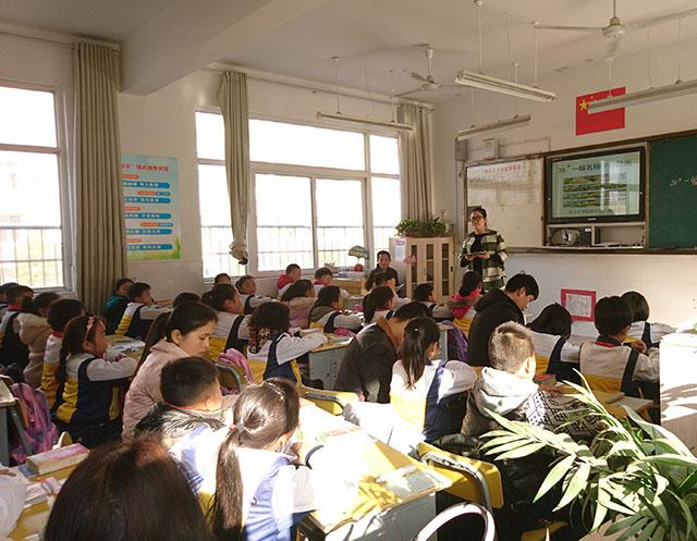 焦点智慧教室应用在课堂