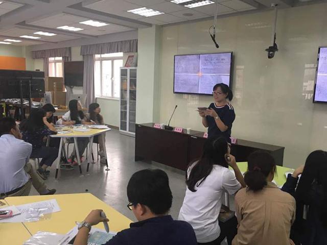 焦点教育讲师现场培训
