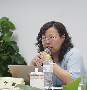南京市电教馆主任 沈莹