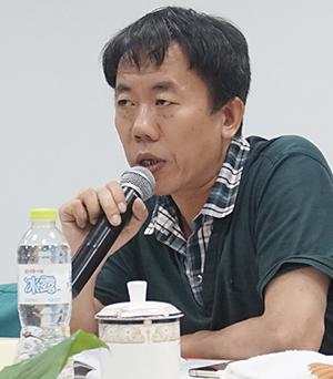 南京市浦口区教师发展中心主任 周明