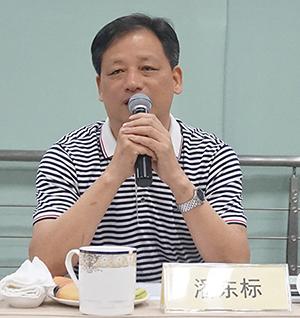 南京市教育局副局长 潘东标